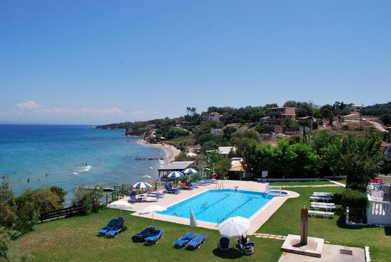 SENTIDO Louis Plagos Beach: view