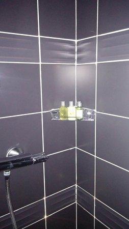 Five Hôtel : Shower&Toilet