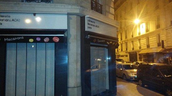 The Five Hotel: Bakery near hotel