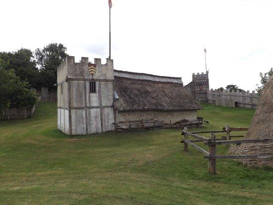 Mountfitchet Castle: Stansted Mountfichet Castle