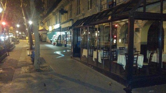 The Five Hotel: Italian restaurant near hotel