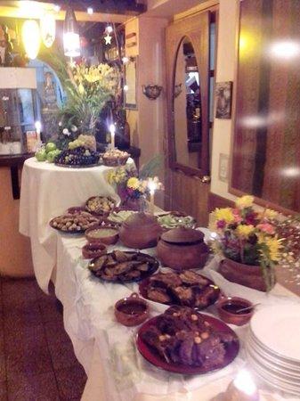 Amma y Tequila: BUFFET PARA CENAS FAMILIARES Y CELEBRACIONES A PEDIDO