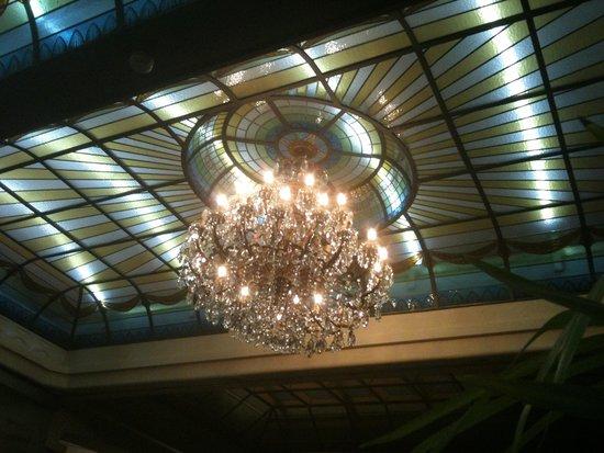 Grand Hotel Bristol: Verrières, un charme à l'ancienne