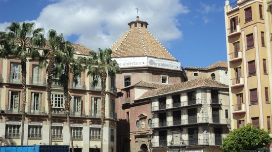Plaza de la Constitución: Площадь Конституции