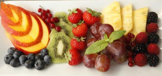 Aragona Cucina Italiana: SEASONAL FRUIT