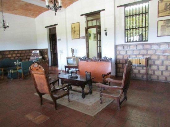 Hospederia Duruelo : sala de la epoca