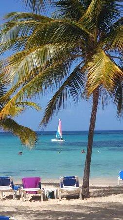 ClubHotel Riu Ocho Rios: BEACH