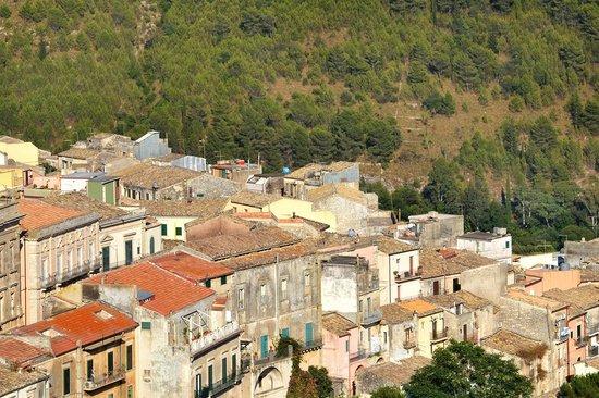 B&B Castello Vecchio : View from the Castello