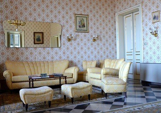 B&B Castello Vecchio : Lounge