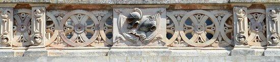 B&B Castello Vecchio : part of the frieze