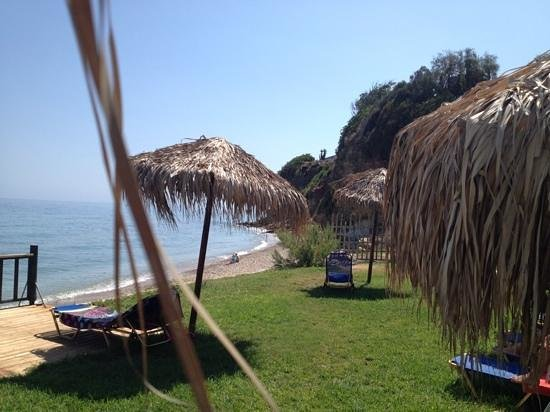 Arkadia Hotel: lovely beach nearby