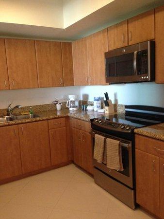 Churchill Suites Miami Brickell : Cozinha