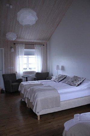 Hofsstadir Guesthouse: chambre