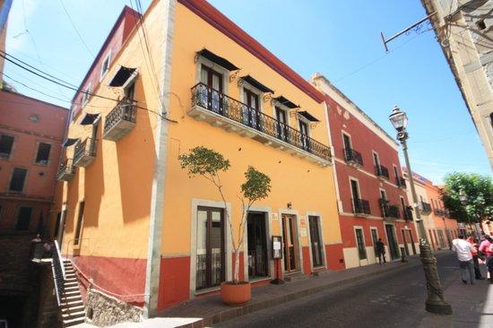Hotel Alonso 10 Boutique & Arte: Fachada Alonso 10 hotel boutique & arte