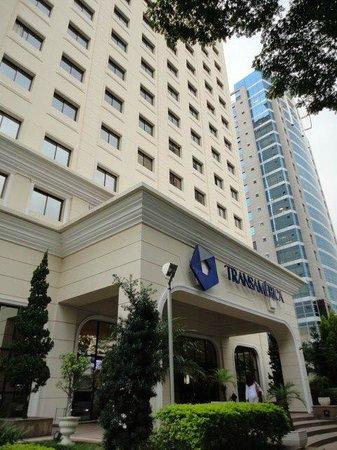 Hotel Transamerica Sao Paulo : Hotel Transamérica