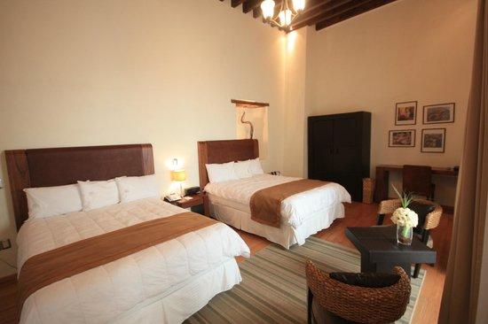 Hotel Alonso 10 Boutique & Arte: Habitación Chavez Morado