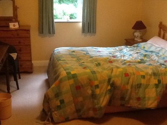 Gleann Fia Country House: la chambre