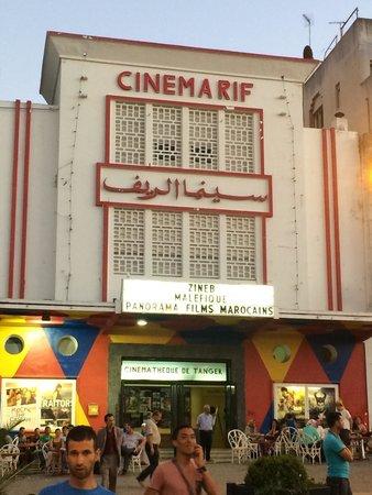 Cinema Rif : Un espacio alternativo en Tánger