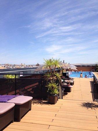 Eurostars Palace : Tip top ! Un hôtel de grande qualité pour un prix super abordable . On a passé un très bon momen