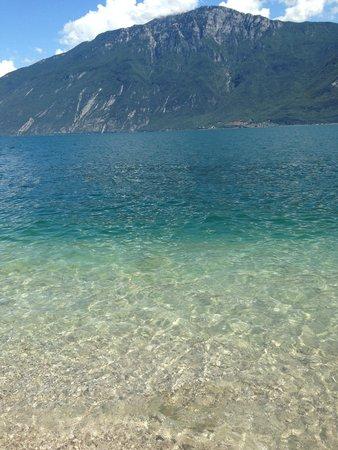 Leonardo Da Vinci Hotel: Stunning lake view