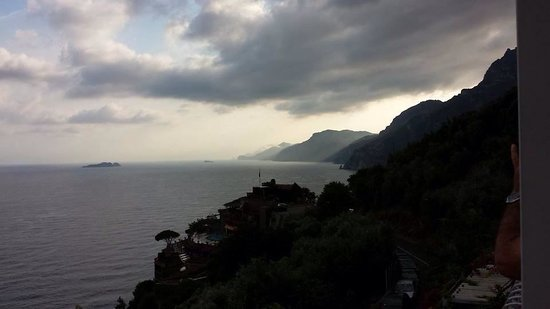 Al Barilotto Del Nonno : View from our balcony