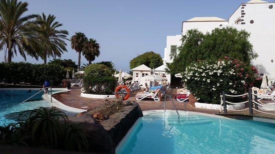 Gran Castillo Tagoro Family & Fun : piscina