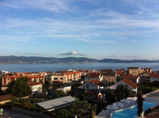 Augusta Spa Resort: Extraordinarias vistas desde mi terraza