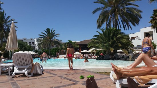 Gran Castillo Tagoro Family & Fun Playa Blanca: piscina