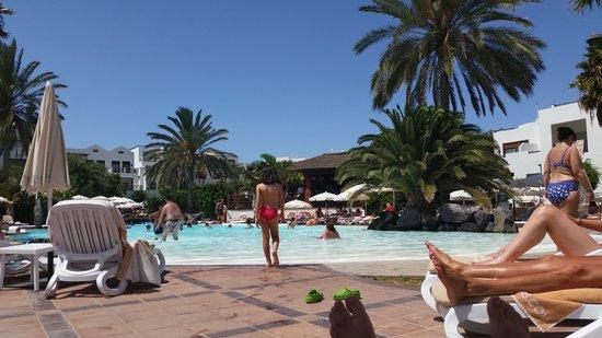 Dream Gran Castillo Resort: piscina