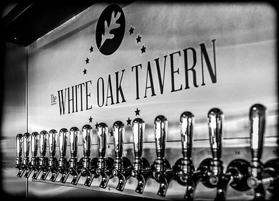 The White Oak Tavern: Fresh Farm to Table Food and Craft Beers