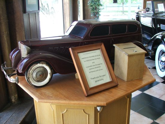 America's Packard Museum - The Citizens Motorcar Co.: HELP THE CAUSE
