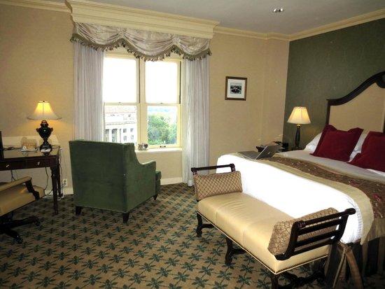 Willard InterContinental Washington: Room