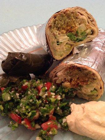 Oasis Cafe Mediterranean Deli & Grill