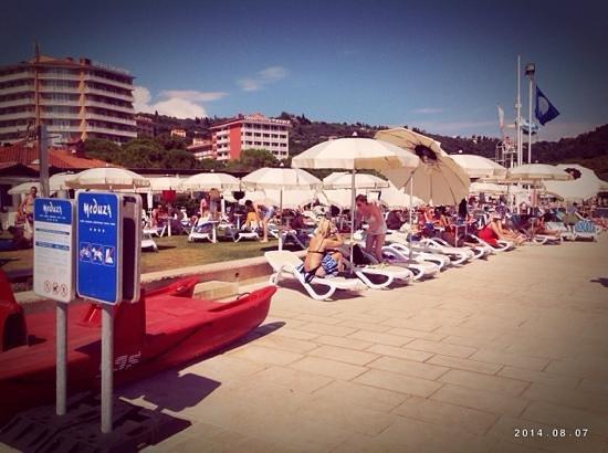 Hotel Riviera - LifeClass Hotels & Spa : lido meduza