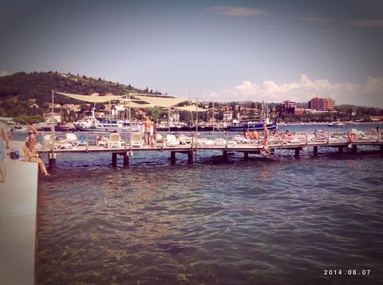 Hotel Riviera - LifeClass Hotels & Spa : piattaforma meduza