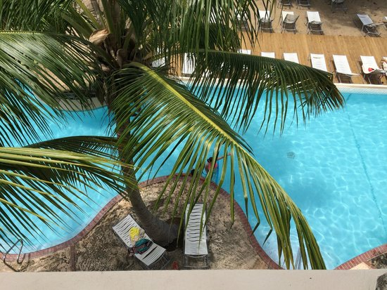 Rincon Beach Resort: view from 4th floor