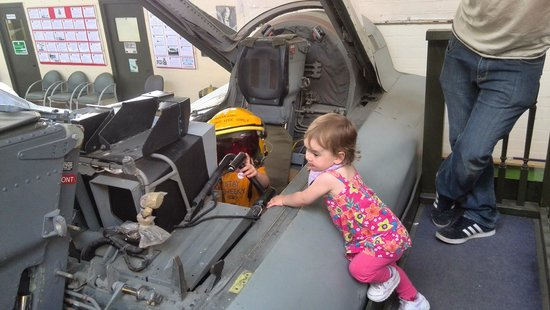 Boscombe Down Aviation Collection: great fun for all ages