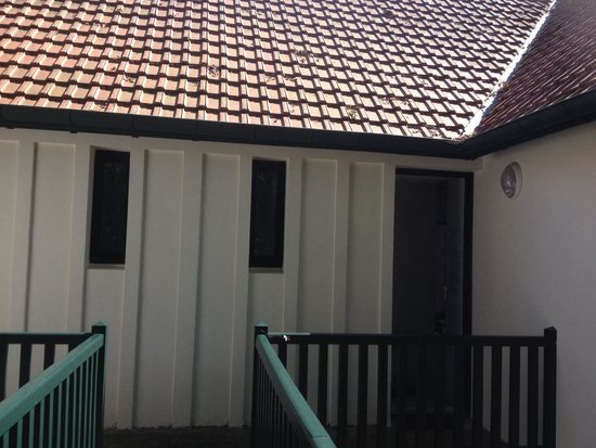 VTF Le Domaine de Francon : Notre chambre à droite numéro 30 primevères
