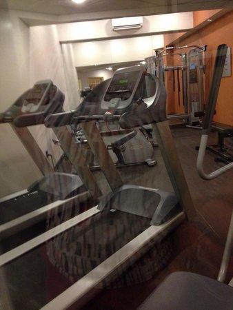 Comfort Suites Chincoteague: Fitness center