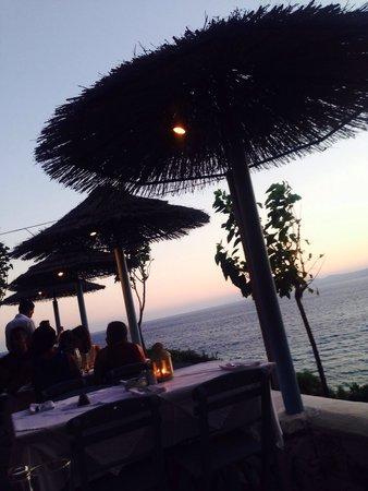 Philosophia Beach Restaurant: Beautiful!