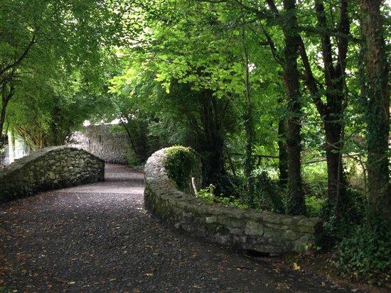 Bunratty Castle and Folk Park: folk park grounds