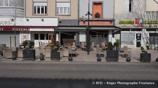 La Brasserie du Crs, l'Annexe & L'ozio même Société, l'endroit a la mode en ce moment.