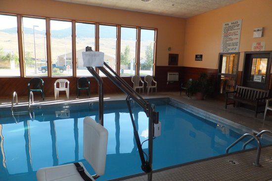 Super 8 Gardiner/Yellowstone Park Area: Pool