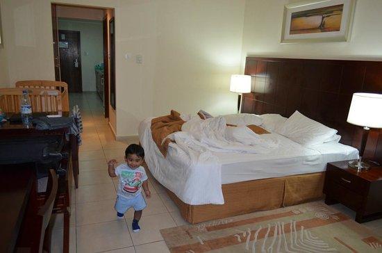 Akas-Inn Hotel Apartment: bedroom