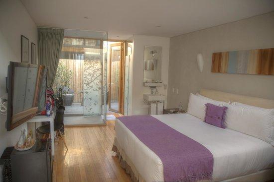 The Aubrey Boutique Hotel: Bedroom