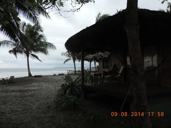 Cabanas Las Pigualas: cabaña