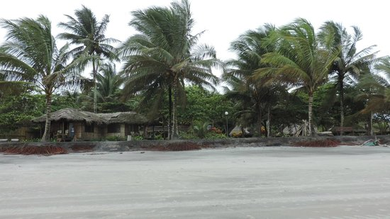 Cabanas Las Pigualas: paisaje