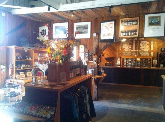 Kenwood Vineyards: Inside