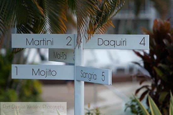 QT Port Douglas: Fun touches