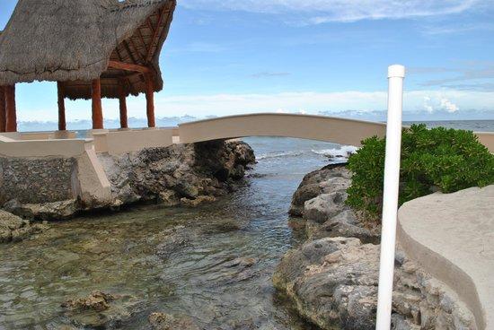 Dreams Puerto Aventuras Resort & Spa: Gazebo